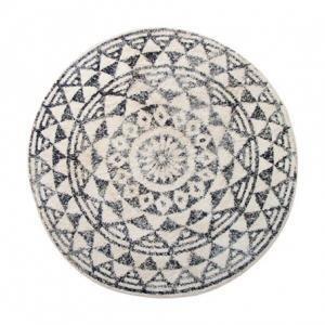 Bytový textil Bavlněný koberec ROUND L