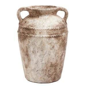 Bytové doplňky Terracottová váza amfora